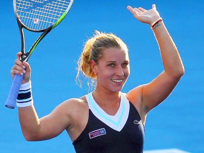 Цибулкова обыграла Радваньску на турнире WTA в Мексике
