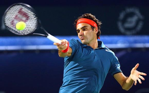 Роджер Федерер в погоне за шестым титулом в Дубае