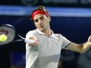 Федерер обыграл Джоковича и вышел в финал в Дубае