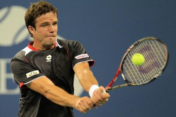 Теймураз Габашвили проиграл на турнире ATP в Мемфисе