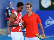 Во Франции на турнире ATP в финале сразятся Монфис и Гаске