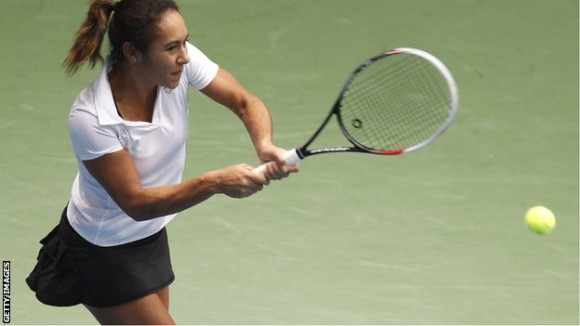 Британская теннисистка Хизер Уотсон выиграла турнир в Мичигане