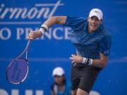Иво Карлович обыграл Джона Изнера на турнире в Акапулько