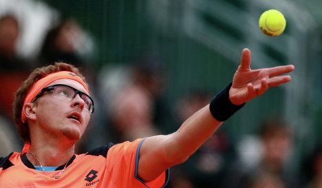 Истомин и Давыденко выиграли парный турнир ATP в Монпелье