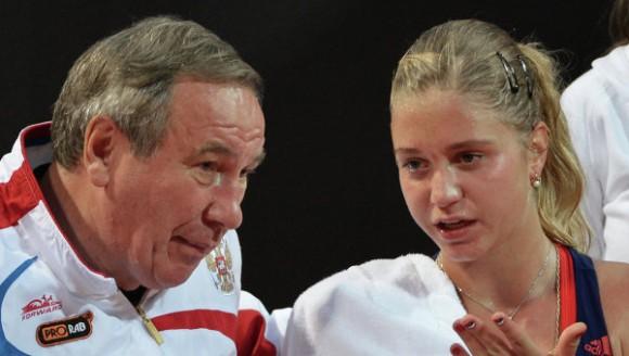 Ирина Хромачева первой сыграет против Австралии на Кубке Федераций