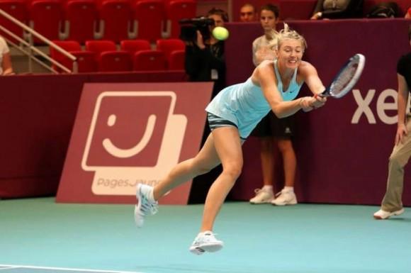 Мария Шарапова снова проиграла не дойдя до финала