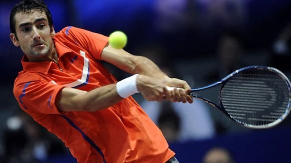 В финале турнира ATP в Загребе сыграют Чилич и Хаас