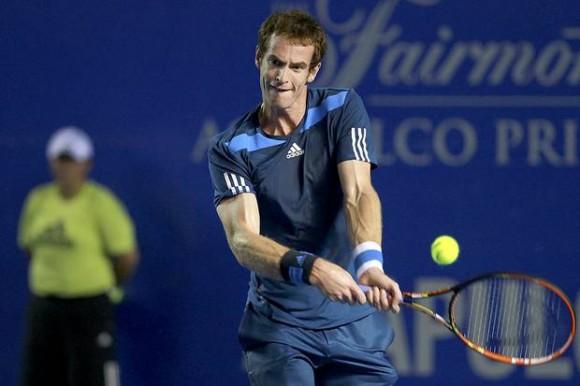 Энди Маррей вышел в 1/4 финала турнира ATP в Мексике
