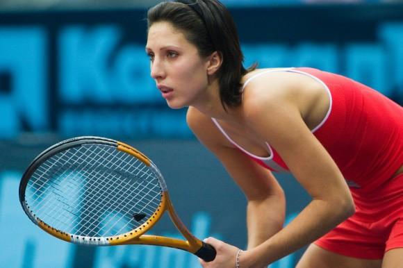 Фото: Анастасия Мыскина на Кубке Кремля