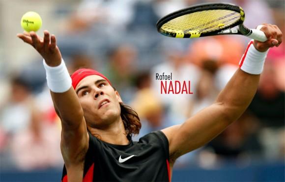 Первые успехи молодого Рафаэля Надаля в теннисе