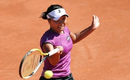 Куруми Нара из Японии выиграла турнир в Рио-де-Жанейро