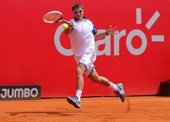 Фабио Фоньини обыграл Томми Робредо в 1/2 финала в Буэнос-Айресе