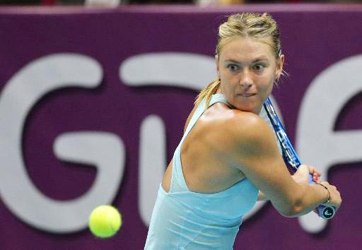 Павлюченкова обыграла Шарапову в полуфинале турнира WTA в Париже