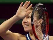 Симона Халеп обыграла Кербер и выиграла турнир в Дохе