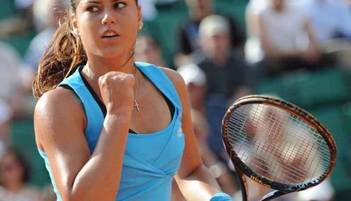 Сорана Кырстя сотворила очередную сенсацию на турнире в ОАЭ