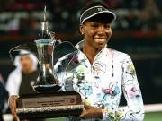 Винус Уильямс выиграла турнир WTA в Рио-де-Жанейро