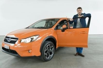 Станислас Вавринка подписал контракт с автоконцерном Subaru