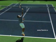 Впервые в истории — 3D камера использована в теннисе
