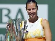 Флавия Пеннетта стала первой на турнире в Индиан-Уэллсе