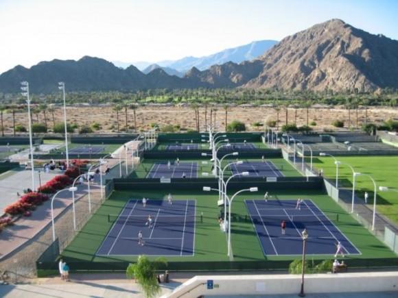 Расписание турниров ATP и WTA в американском Индиан-Уэллсе