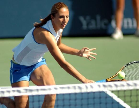 Анастасия Мыскина на US Open
