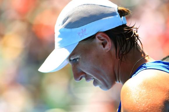 Светлана Кузнецова — заслуженная теннисистка России