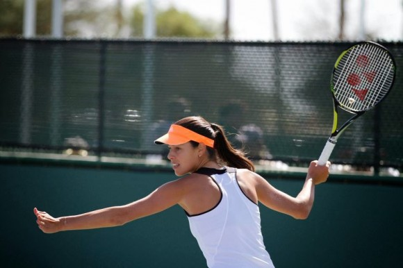 Ана Иванович выиграла во втором раунде в Индиан-Уэллсе