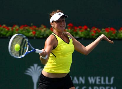 Макарова и Павлюченкова прошли в третий раунд в Индиан-Уэллсе