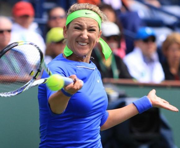 Виктория Азаренко проиграла в втором круге на турнире в США