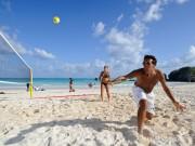 Пляжный теннис — новый солнечный вид спорта