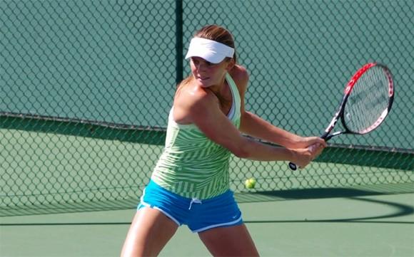 Даниэла Гантухова проиграла во втором круге турнира в США