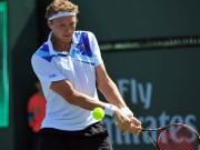 Денис Истомин повздорил с судьей на турнире в Индиан-Уэллсе