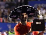 Григор Димитров выиграл титул на турнире в Акапулько