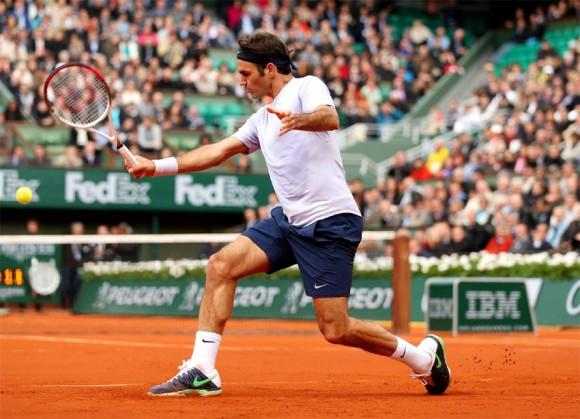 Стиль в теннисе: Надаль и Федерер готовы к грунту