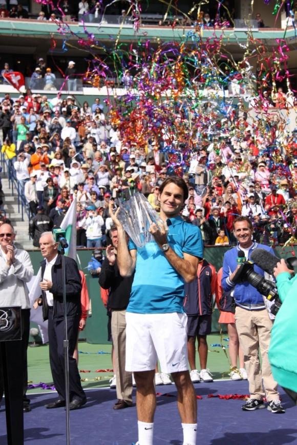 Индиан-Уэллс – маленькая столица великого тенниса