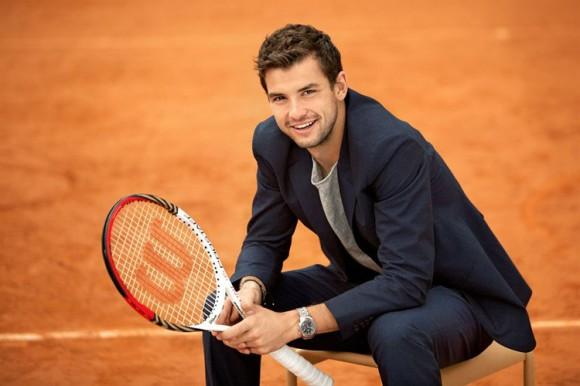 Григор Димитров – надежда мирового тенниса из Болгарии