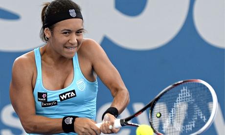 Результаты первого раунда квалификации WTA в Индиан-Уэллсе
