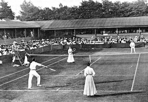 «Летопись» тенниса. История большого пути