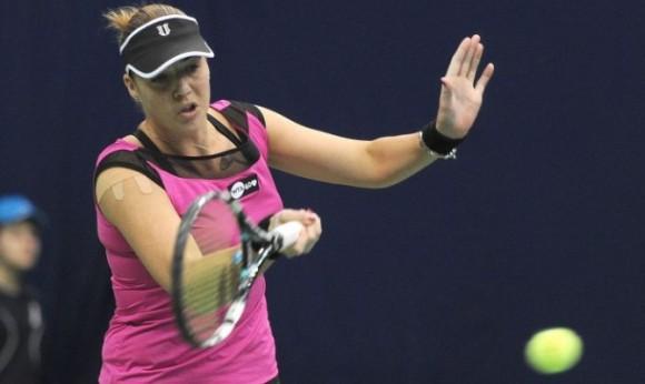 Алиса Клейбанова преодолела первый круг на турнире в Майами