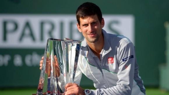 Джокович завоевал в Индиан-Уэллсе свой первый титул в сезоне