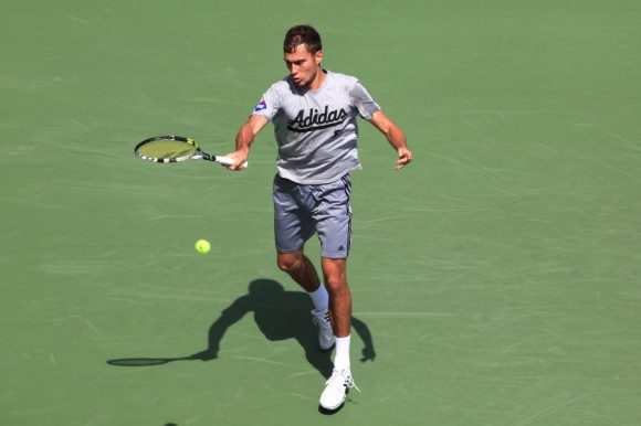 Ежи Янович на US Open