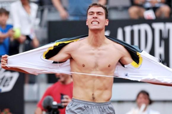 Ежи Янович — теннисный великан из Польши