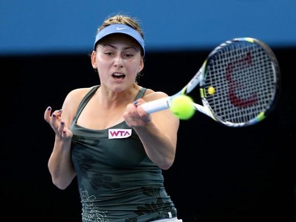 Ксения Первак сыграет в полуфинале турнира ITF в Цюаньчжоу