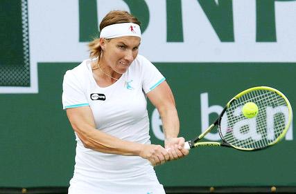 Светлана Кузнецова выиграла матч второго раунда в США