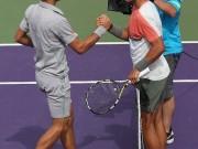 Фото: финальный матч в Майами Надаля и Джоковича