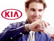Рафаэль Надаль снялся в рекламе автоконцерна KIA