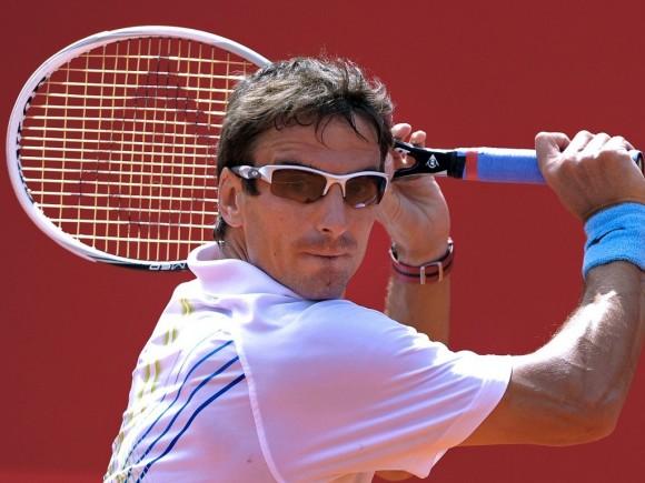 Томми Робредо на турнире в Германии