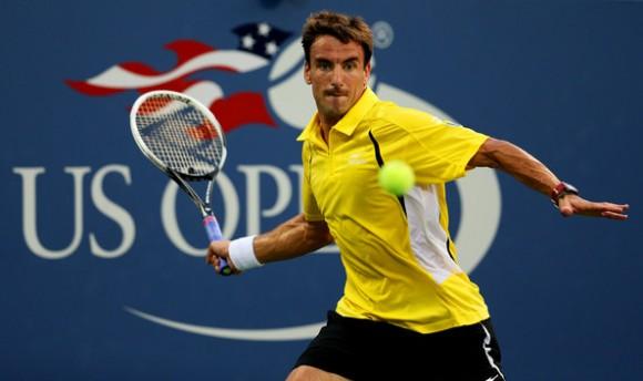 Томми Робредо на Открытом Чемпионате США по теннису