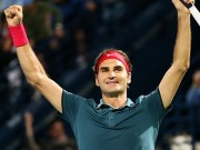 Федерер выиграл титул в Дубае в шестой раз
