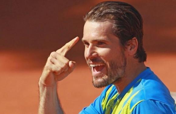 Томми Хаас на Открытом Чемпионате Франции по теннису